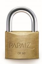 Papaiz 200 Series 60mm Brass Padlock