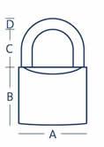 lock-dimensions