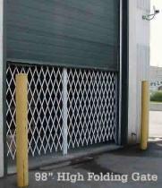 98 High Folding Gate