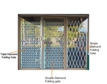 Double & Triple Folding Gates