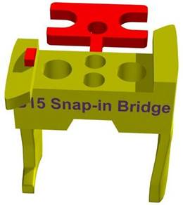Snap In Bridge